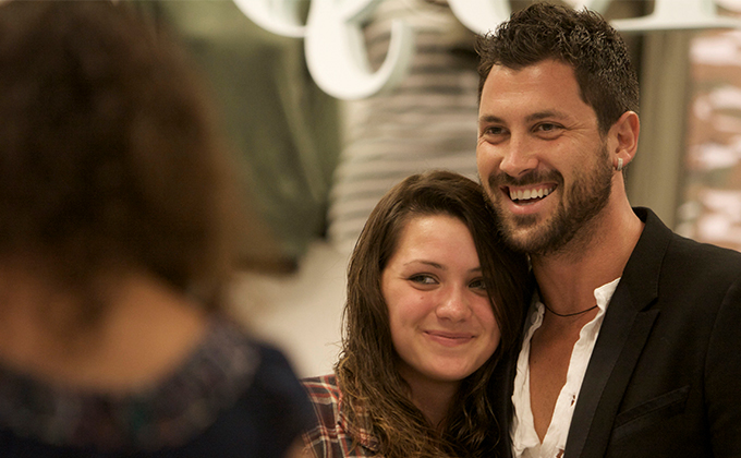 """Girls Night Out"" with Maks Chmerkovskiy"