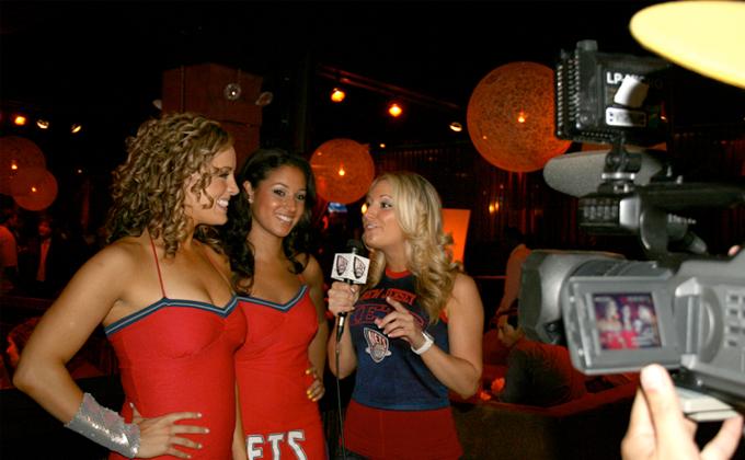 NJ Nets Draft 09 Party