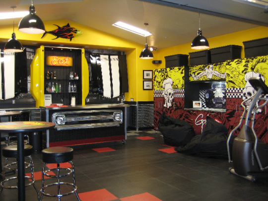 Man Caves Are Ist : If you build it they will come pulse creative l