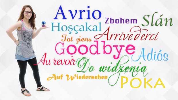 So Long, Farewell, Auf Wiedersehen, Adieu.