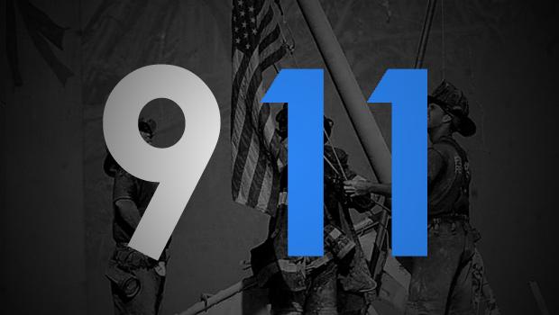 9/11 — TWELVE YEARS LATER