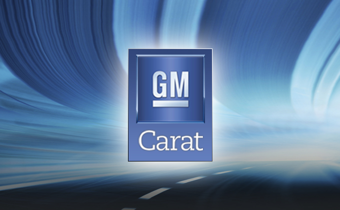 GM Gives $3 Billion Media Account to Carat