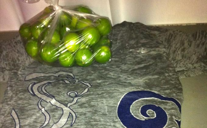 Limes & T-Shirts