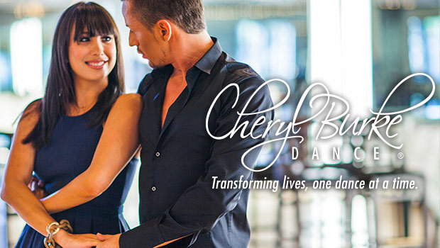 Cheryl Burke Relaunches Her Dance Studio Website